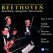 Beethoven: Complete String Trios by Itzhak Perlman