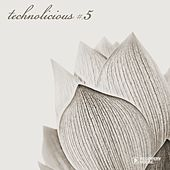 Technolicious #5 by Various Artists