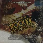 10 Finalis Rock Festival X 2004 von Various Artists