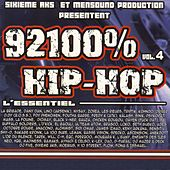 92100 Hip-Hop Vol. 4 by Various Artists