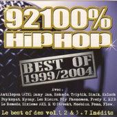 92100 Hiphop Best of 1999-2004 de Various Artists