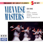 Viennese Masters (Vol 1) by Various Artists