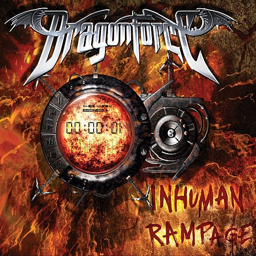 Inhuman Rampage [Special Edition] by Dragonforce