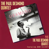 The Paul Desmond Quartet Plus Quintet by Paul Desmond