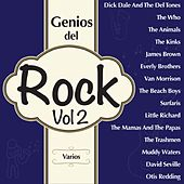 Genios del Rock, Vol. 2 by Various Artists