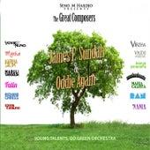 Seno M. Hardjo presents The Great Composers: James F. Sundah & Oddie Agam by Various Artists