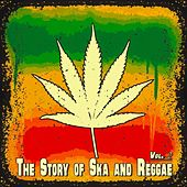 The Story of Ska and Reggae, Pt. 2 de Various Artists