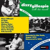 Dizzy Gillespie in Brasil by Dizzy Gillespie