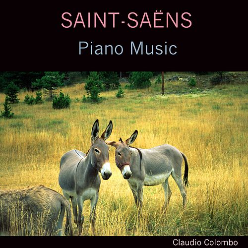 Saint-Saëns: Piano Music by Claudio Colombo