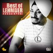 Best of Lehmber Hussainpuri de Lehmber Hussainpuri