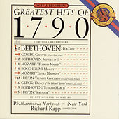 Greatest Hits of 1790 by Various Artists
