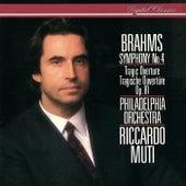 Brahms: Symphony No. 4; Tragic Overture by Riccardo Muti