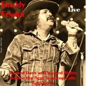 Freddy Fender (Live) de Freddy Fender