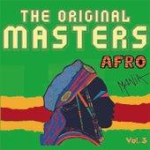 The Original Masters: Afromania, Vol. 3 de Various Artists