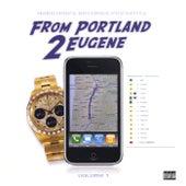 From Portland 2 Eugene, Vol. 1 de Various Artists