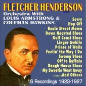 Masters of Jazz - Fletcher Henderson - 1923-1927 by Fletcher Henderson