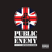 Live From Metropolis Studios de Public Enemy