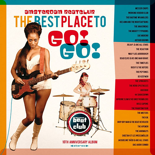 Amsterdam Beatclub: The Best Place to Go! Go! de Various Artists