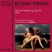 Richard Strauss: Tod und Verklärung, Op. 24 di Philadelphia Orchestra