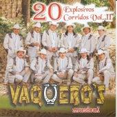 20 Explosivos Corridos Vol. 2 by Vaqueros Musical