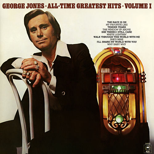 All-Time Greatest Hits - Volume I by George Jones