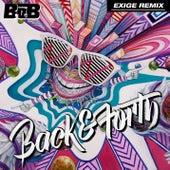 Back and Forth (Exige Remix) de B.o.B