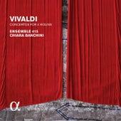 Vivaldi: Concertos for 4 Violins by Various Artists