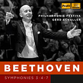 Beethoven: Symphonies Nos. 3, 4 & 7 by Philharmonie Festiva