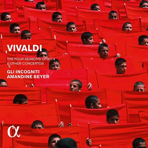Vivaldi: The Four Seasons & Other Concertos by Amandine Beyer