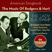 The Lady Is a Tramp (The Music Of Rodgers & Hart -  7 Original Albums 1946 - 1957) de Various Artists