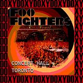 Concert Hall, Toronto, Canada, April 3rd, 1996 (Doxy Collection, Remastered, Live on Fm Broadcasting) van Foo Fighters