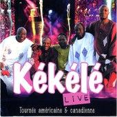 Live: Tournée Américaine & Canadienne by Kékélé