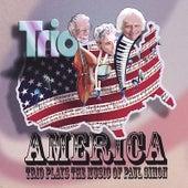 America: Trio Plays the Music of Paul Simon by The Trio