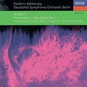 Scriabin: Symphony No. 1; Prometheus de Vladimir Ashkenazy