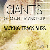 Giants of Country and Folk - 100 Tracks, Vol. 1 by Various Artists