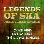 Legends of Ska - Three Classic Artists de Various Artists