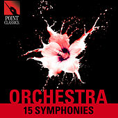 Orchestra: 15 Symphonies by Various Artists