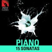 Piano: 15 Sonatas by Various Artists