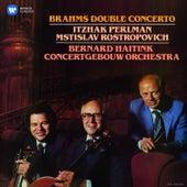 Brahms: Double Concerto by Itzhak Perlman