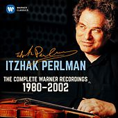 Itzhak Perlman - The Complete Warner Recordings 1980 - 2002 (Boxed SD Set) von Itzhak Perlman
