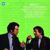 Sibelius: Violin Concerto - Sinding: Suite von Itzhak Perlman