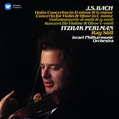 Bach, JS: Violin Concertos (after Keyboard Originals) by Itzhak Perlman
