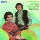 Mendelssohn: Violin Concerto No. 2 - Bruch: Violin Concerto No. 1 by Itzhak Perlman