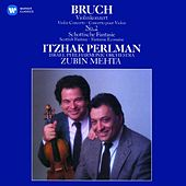 Bruch: Violin Concerto No. 2 & Scottish Fantasy by Itzhak Perlman