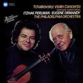 Tchaikovsky: Violin Concerto & Sérénade mélancolique by Itzhak Perlman