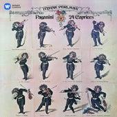 Paganini: 24 Caprices by Itzhak Perlman
