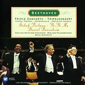 Beethoven: Triple Concerto & Choral Fantasy de Various Artists