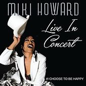Live In Concert by Miki Howard