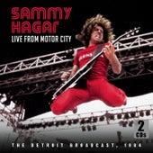 Live from Motor City von Sammy Hagar
