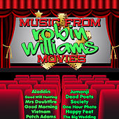 Music from Robin Williams Movies Including Good Will Hunting, Aladdin & Mrs Doubtfire de Various Artists